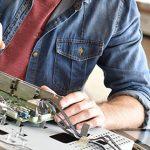 آموزش تعمیرات تلویزیون ال ای دی اسنوا
